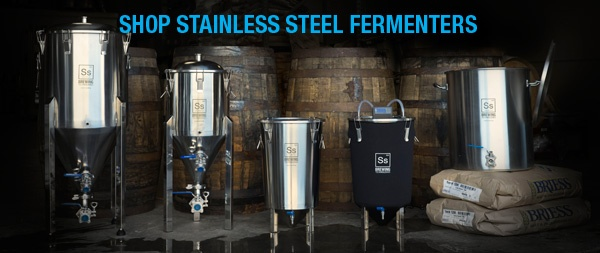 Ss Brew Tech Fermenter Family