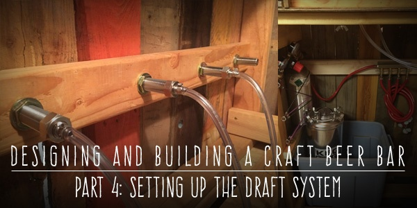 Building a Craft Beer Bar for Weddings: Setting Up the Draft System